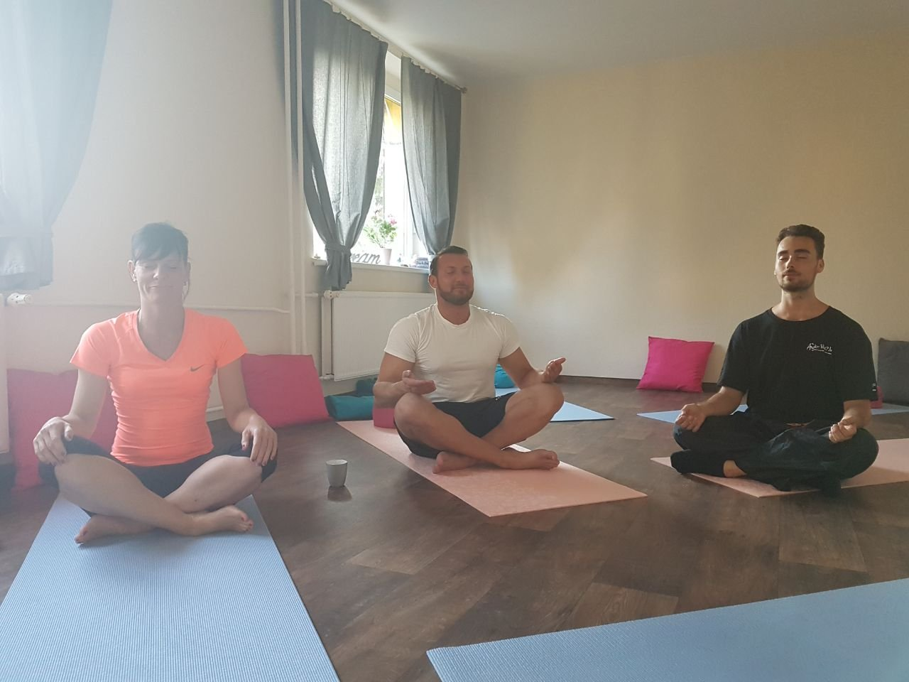 Hatha Yoga Kurs Dienstag